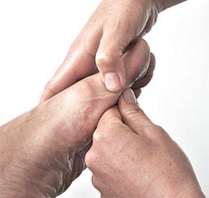 Læs mere om behandlingen: Zoneterapi